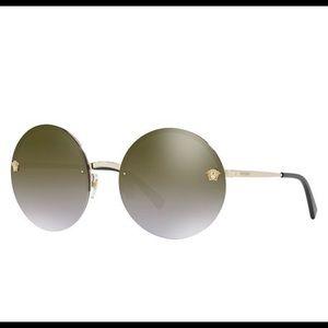 Versace Round Sunglasses